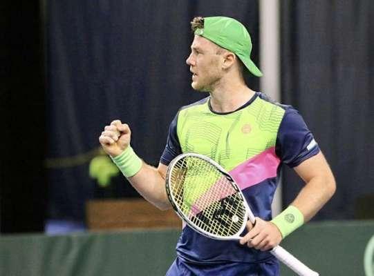 Марченко важкою перемогою завоював собі місце в основній сітці турніру в Лондоні