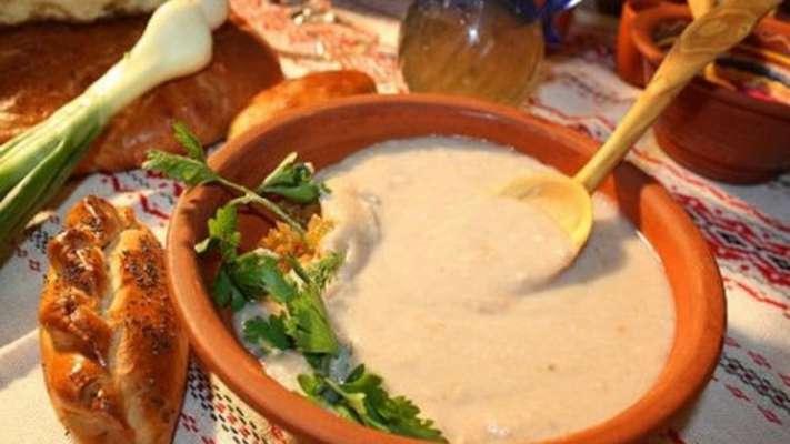 Рецепт украиснского блюда лемешки