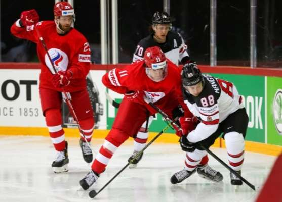 Росія - Канада