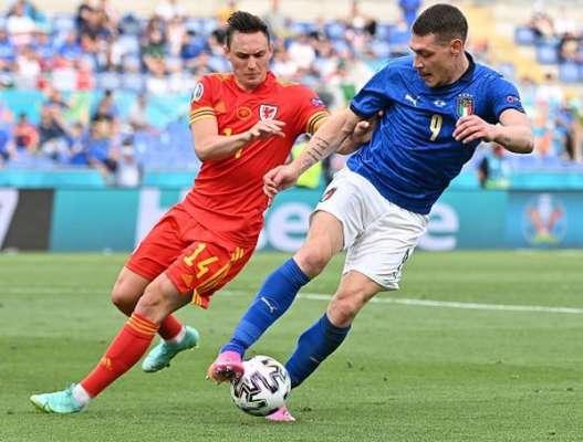 Три перемоги з трьох. Італія перемогла Уельс і виграла групу А