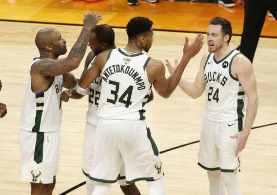 Мілуокі виходить вперед у фінальній серії НБА
