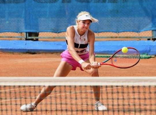 Соболева из-за отказа вылетела на турнире в Киеве