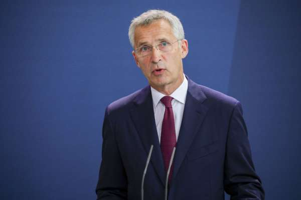 Україна не візьме участь у саміті НАТО — Столтенберг