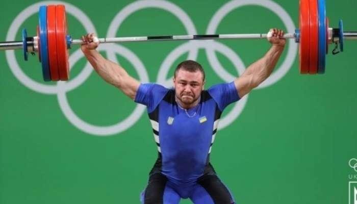 Український важкоатлет здобув золото ЧЄ після дискваліфікації росіянина