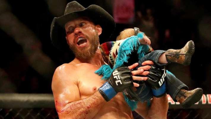 Ветеран UFCСерроне получил нового соперника