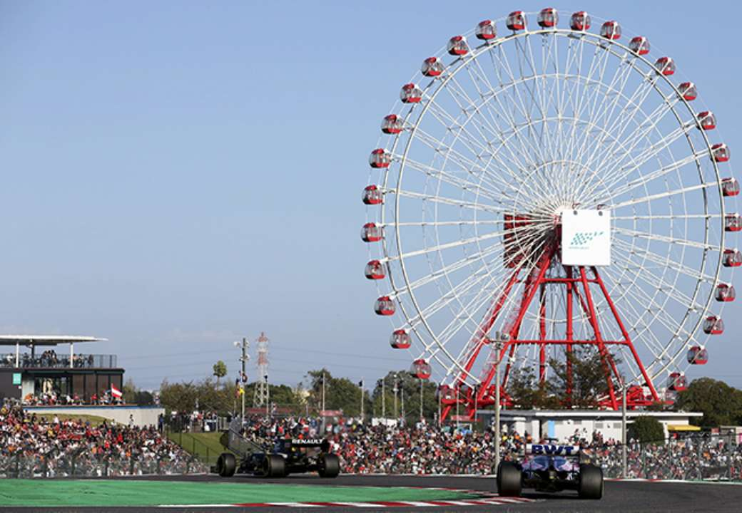 Гран-при Японии еще минимум три года будет в календаре Формулы-1