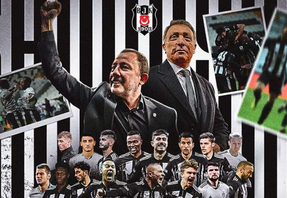 Долю чемпіонства вирішив один гол! Бешикташ виграв свій 21-й титул чемпіонату Туреччини