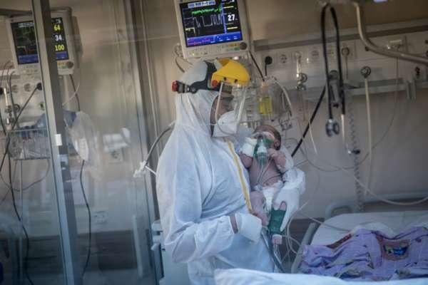 двухмесячному ребенку сделали уникальную операцию