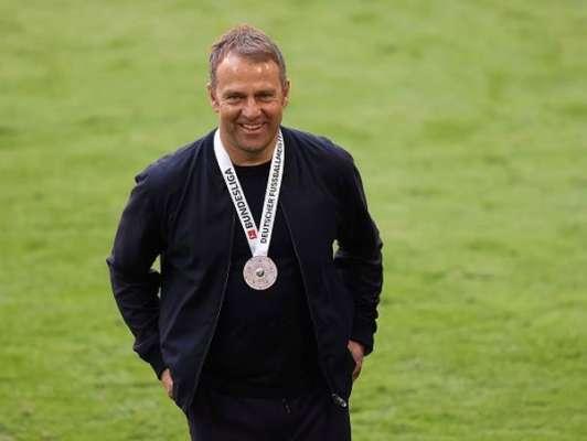 Официально: Ханси Флик будет главным тренером сборной Германии после чемпионата Европы