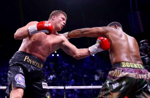 Официально: Поветкин объявил о завершении боксерской карьеры