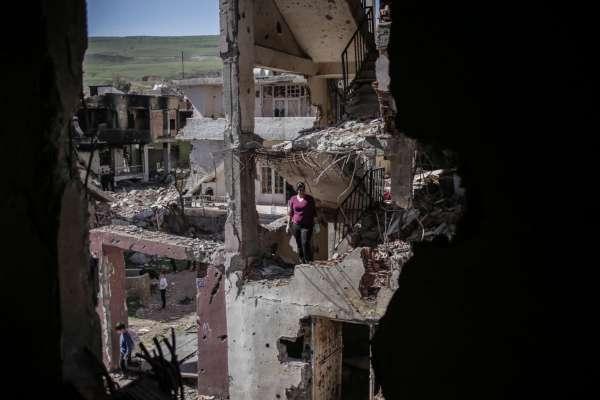 В Грузии рухнул жилой дом