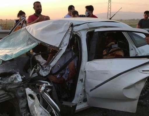 В Турции автобус с украинцами попал в ДТП: есть пострадавшие