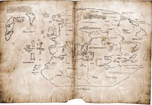 Это не дело рук викингов: древнейшая карта Америки оказалась подделкой