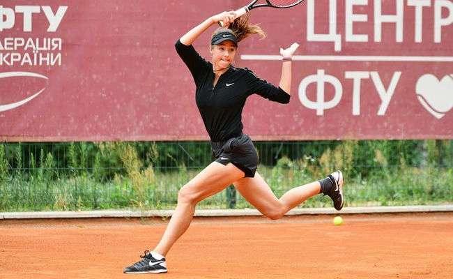 Украинка Соболева выступит в основной сетке турнира ITF во Вроцлаве
