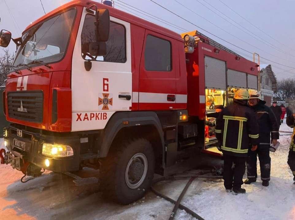 Пожар в Харькове: в домах престарелых пройдут проверки
