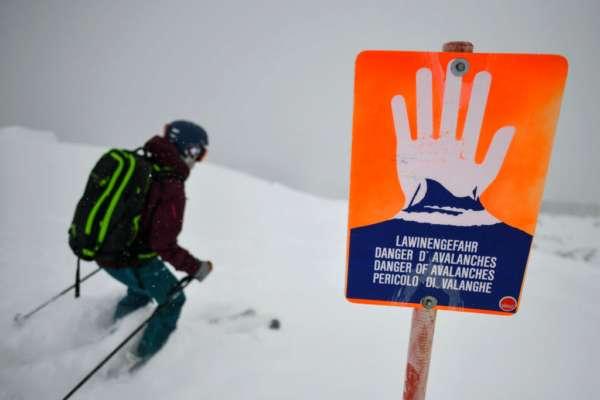 Семеро людей загинули в результаті сходу лавини в Альпах