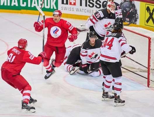 ЧМ-2021. Канада выбила Россию, Финлядния одолела Чехию