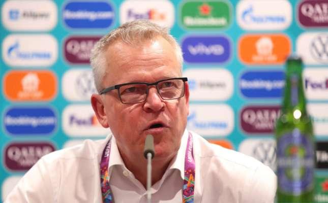 """Тренер збірної Швеції: """"В цілому результатом я не розчарований"""""""