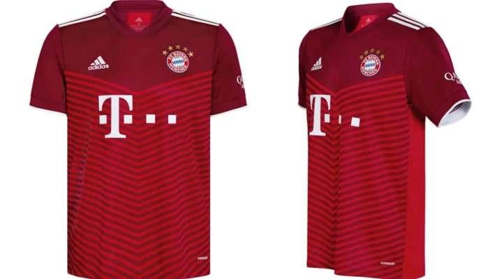 П'ять зірок. Баварія представила форму на сезон-2021/22 (ФОТО)
