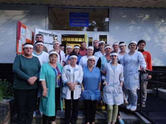 Сотрудники Львовской больницы объявили голодовку из-за долгов с зарплатами