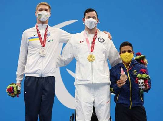 Уже 93 медали! Украина осталась на 5-м месте Паралимпиады