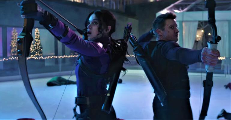 """Marvel показав трейлер нового серіалу """"Соколине око"""""""