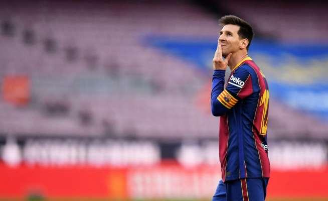 Барселона нашла деньги на новый контракт Месси