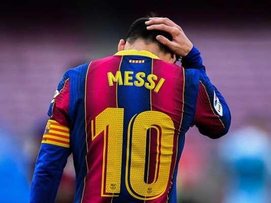 Офіційно. Ліонель Мессі не підпише новий контракт з Барселоною