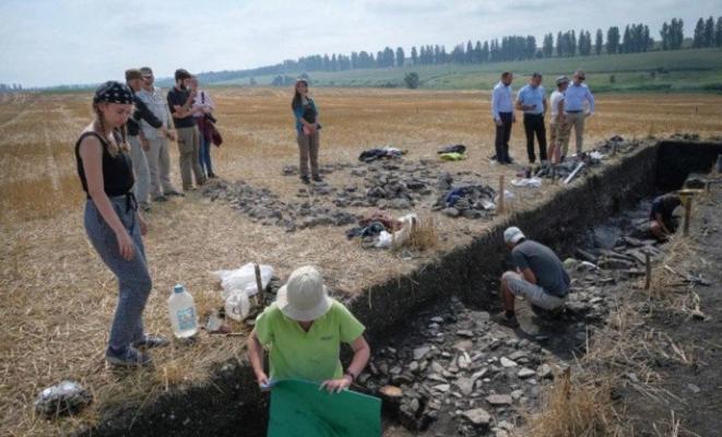 В Черновицкой области археологи нашли древнейшее в Украине римское поселение