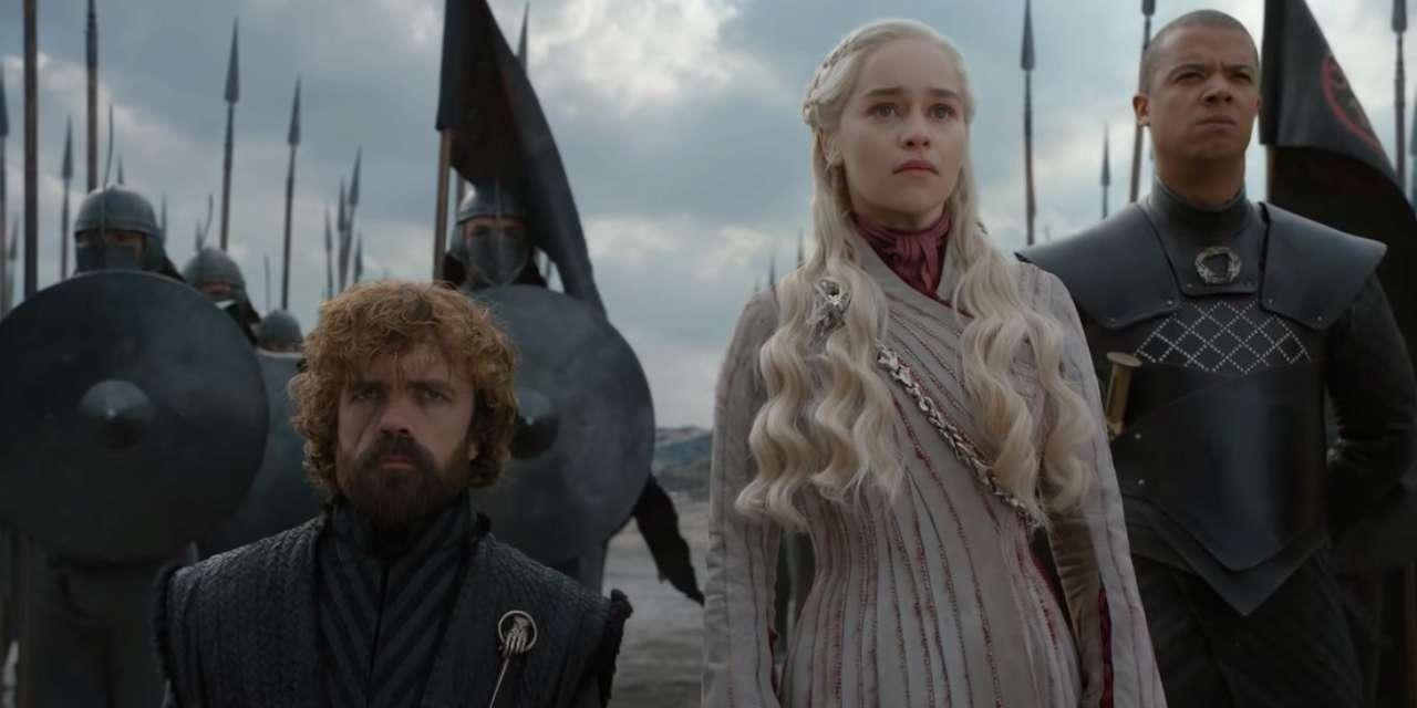 """HBO випустили новий трейлер """"Гри престолів"""" на честь святкування річниці серіалу"""