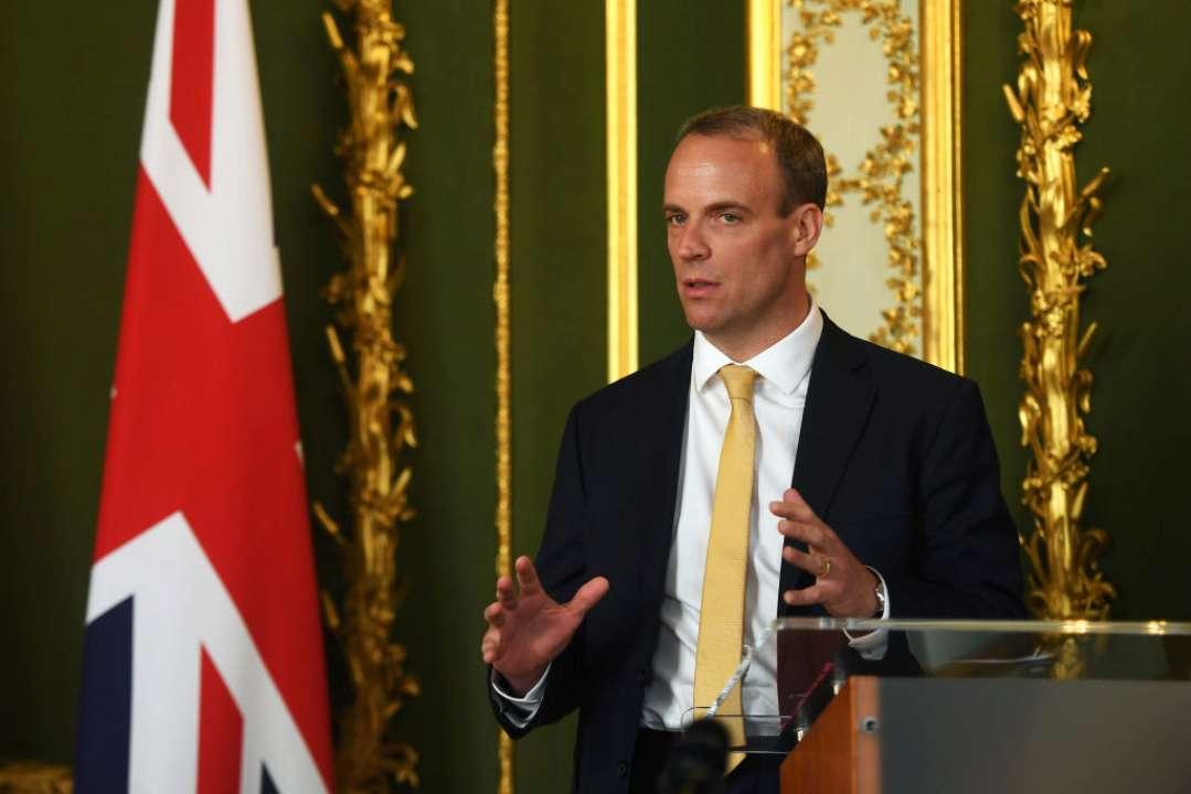 Страны G7 рассмотрят механизм реагирования на российскую пропаганду — глава МИД Великобритании
