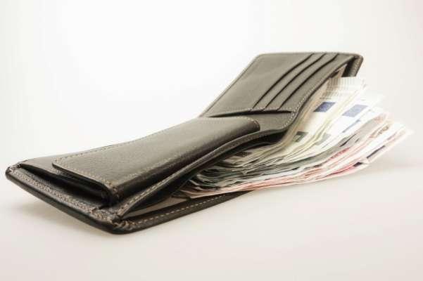 Гроші  в гаманці