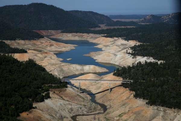 Із Землі зникло вісім озер