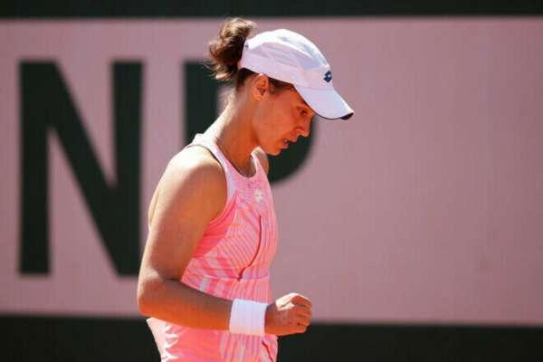 Калинина снялась с турнира в Гдыне