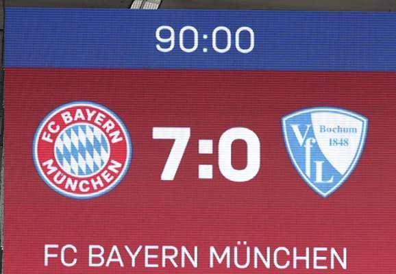 Бавария поиздевалась над новичком Бундеслиги. Очередная неудача Гладбаха