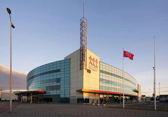 Латвия единолично примет ЧМ-2021 по хоккею