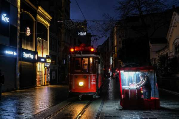 У Харкові загорівся трамвай з пасажирами всередині