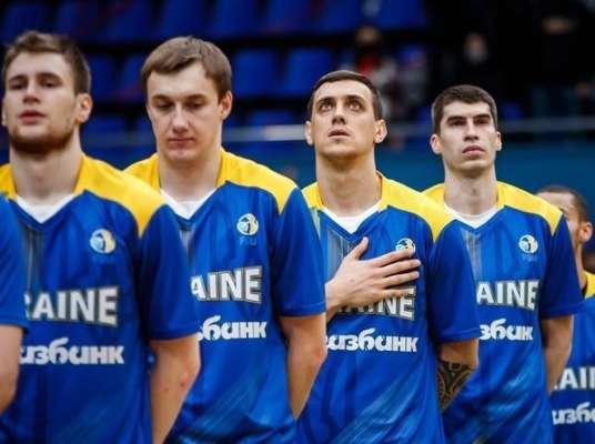 Сборная Украины узнала соперников по отбору на ЧМ-2023