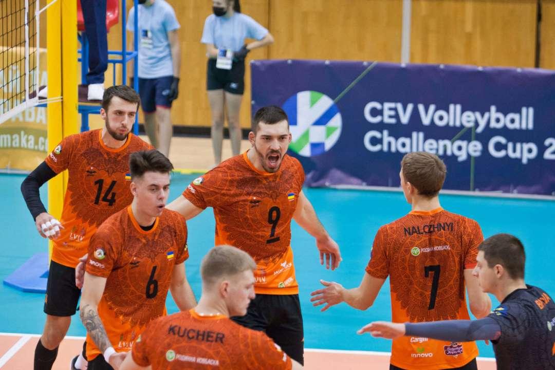 ВК Барком-Кажан - чемпіон України сезону-2020/2021