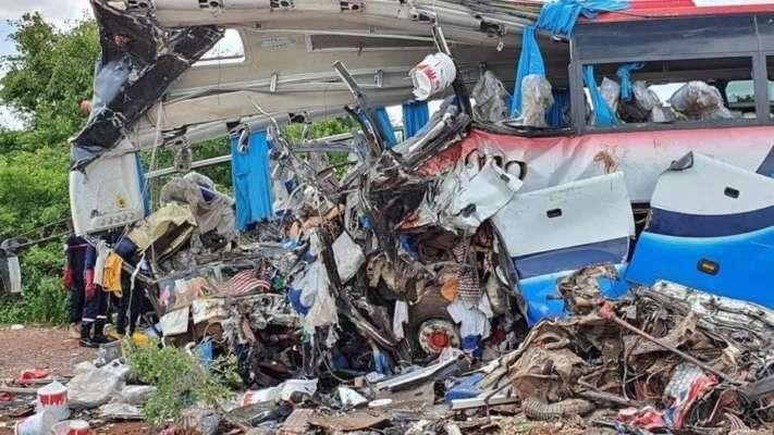 Страшна автотроща у Малі забрала життя близько 40 людей