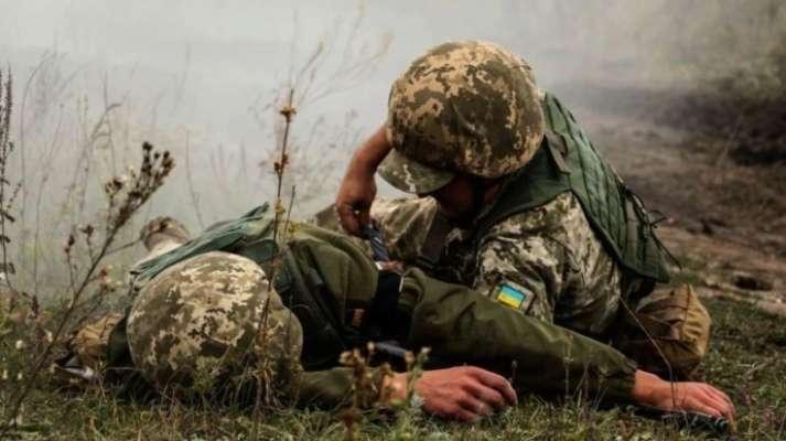 На Донбассе оккупанты 9 раз нарушили режим тишины