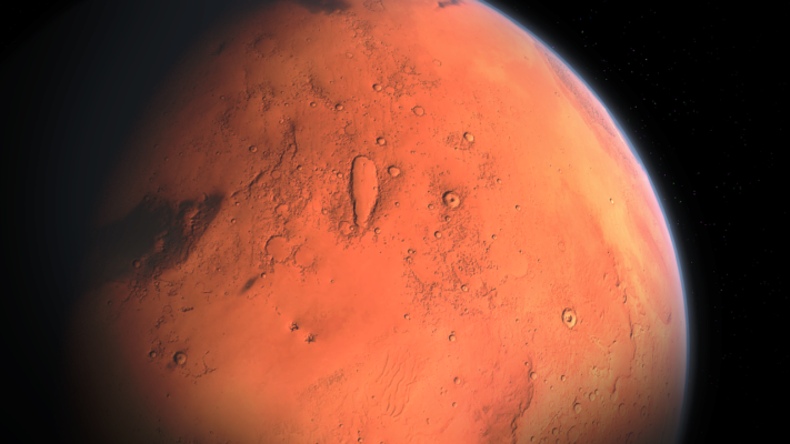 Марсохід Perseverance вперше сфотографував нічне небо на Червоній планеті