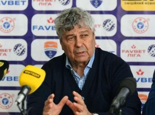"""Мірча Луческу: """"Обидві команди створили не дуже багато моментів"""""""