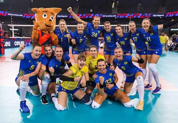 Українки розгромили Румунію в останньому матчі групового етапу ЧЄ-2021