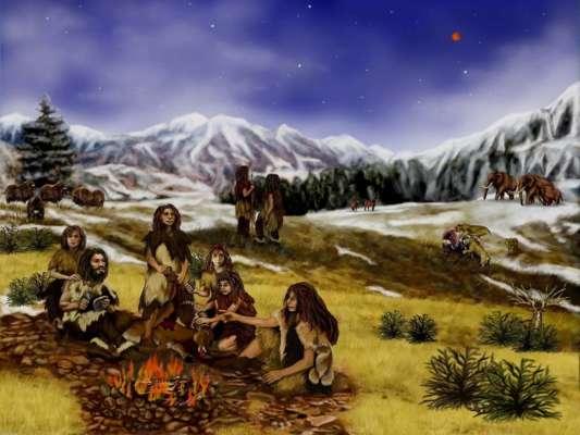 Неандертальці могли вимерти через зміну магнітного поля Землі ‒ вчені