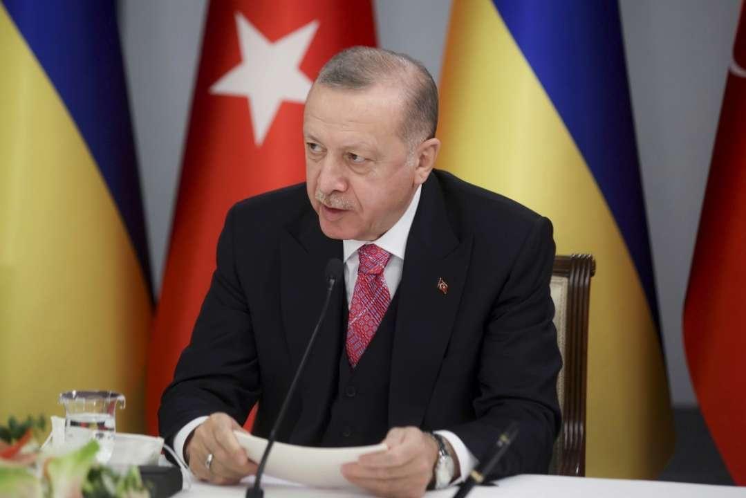 Турция не признает аннексию Крыма — Эрдоган