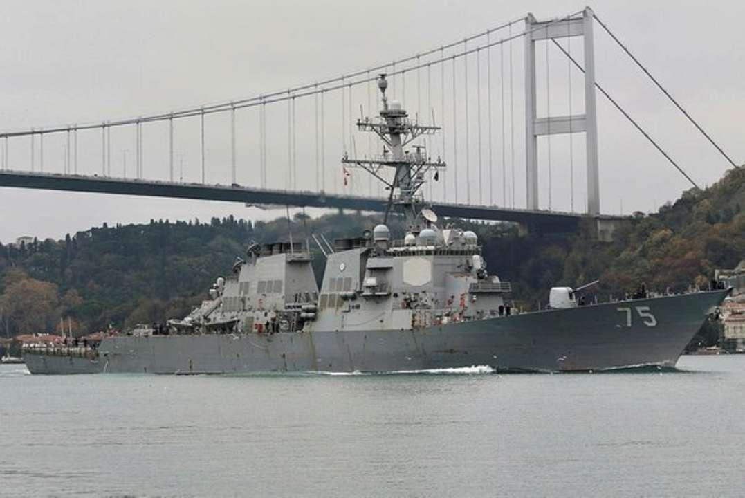 Два больших десантных корабля Северного флота РФ вошли в Черное море - СМИ