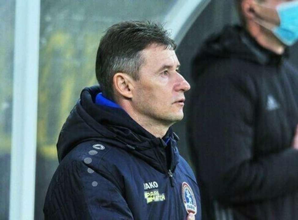Екс-наставник Львова близький до отримання роботи в Першій лізі