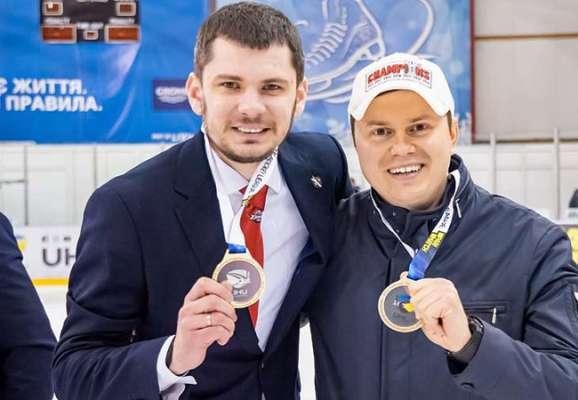 Колесников передал управление ХК Донбасс своему сыну