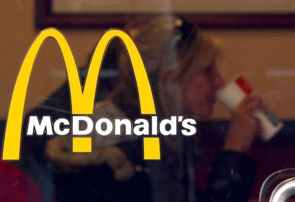 злочинниця призупинила поліцейську погоню, щоб поїсти в McDonald's